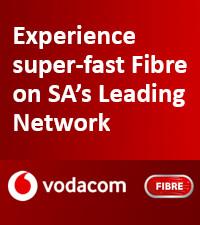 Fridays on 947 are Vodacom Fibre Fridays!