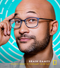 National Geographic's Brain Games on Fresh On 947