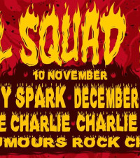 FULL SQUAD LIT w/ Grassy Spark, December Streets & More!