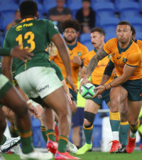 Australia beat South Africa 28-26 in 2021 Rugby Championship