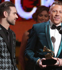 Macklemore Feels Bad for 'Robbing' Kendrick Lamar at Grammy Awards