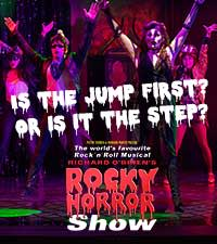 Get ready to win with Richard O'Brien's Rocky Horror Show