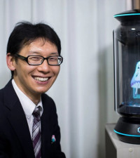 Man marries hologram, says 'cross-dimension couples' are a thing