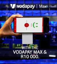 Win with VodaPay Max