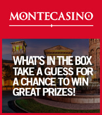 Montecasino What's in the Box