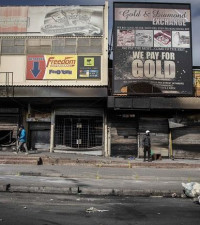 FNB announces relief measures for individual and business clients after looting