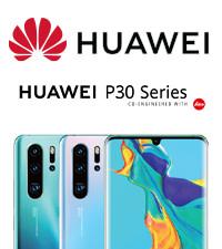 Huawei P30 Series Launch