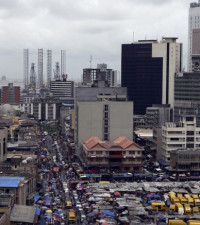 African cities will double in population by 2050