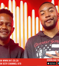[WATCH] The G.O.D Guluva Interview: KWESTA joins Zweli on the 947 Top 40