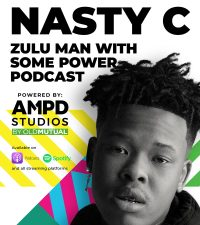 WIN A VIRTUAL MEET & GREET WITH NASTY C PLUS SIGNED MERCH WITH AMPD STUDIOS