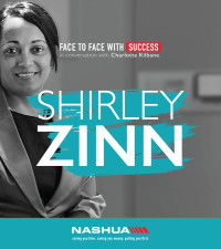 Face to face with Shirley Zinn