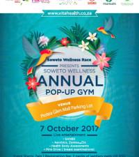 Soweto Wellness Pop Up Gym