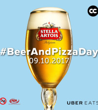 A Balanced Diet is a Beer In One Hand and Pizza in