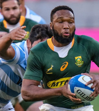 Bok centre Am wary of wounded Wallabies