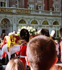 Princess Di's Funeral
