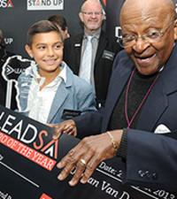 Lead SA Hero of the Year