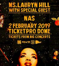 Win Lauryn Hill Tickets on 947