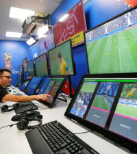 Former Fifa ref explains why Video Assistant Referee is good for World Cup