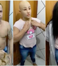 [WATCH] Gang leader attempted prison break impersonating daughter goes viral