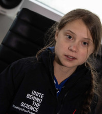 Thunberg says UN climate draft forces world to 'face reality'
