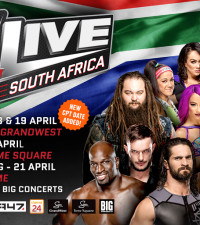WWE to hold first-ever talent try-out in South Africa