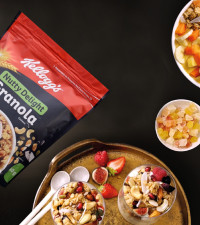 You asked and they listened... Kellogg's introduces two new Granola flavours!