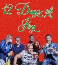 [LISTEN] We wrapped up 12 Days of Joy 2020 and here's what you missed