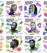 Apple Music celebrates the spirit of Umoja for Africa Month