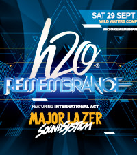 Win tickets to 'H2O Remembrance' featuring Major Lazer