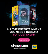 WIN with Showmax, MTN and Anele and the Club on 947