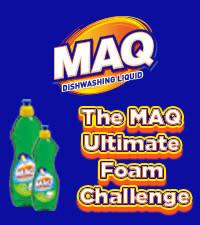 The Ultimate MAQ Foam Challenge