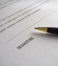 Msizi James used to forge signatures