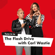 The Flash Drive with Carl Wastie