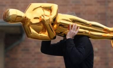 Jimmy Kimmel a 'ball of anxiety' ahead of Oscars