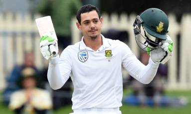 De Kock to play third Test against depleted New Zealand
