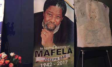 'Joe Mafela will forever live in hearts of South Africans'
