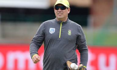 Proteas coach Domingo forced to come home
