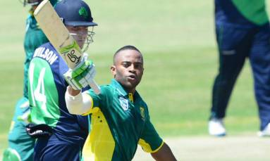 Temba Bavuma named Bizhub Highveld Lions skipper