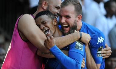 SuperSport must tame Mazembe strike force, says Brockie