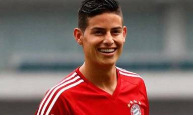 Ancelotti expects Rodriguez to shine at Bayern
