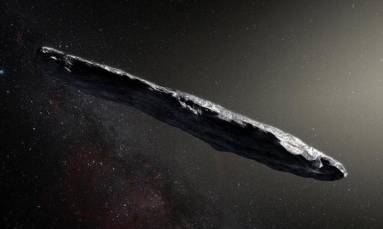 The first-ever interstellar asteroid is the start of a new era in astronomy