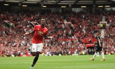 Martial tips Man United team mate Pogba to win Ballon d'Or soon