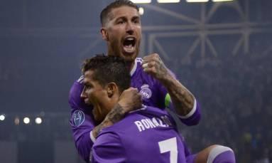 Rift between Ramos and Ronaldo resolved says Zidane