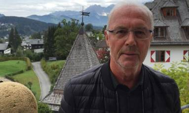 Beckenbauer questioned by Swiss prosecutors over World Cup bid