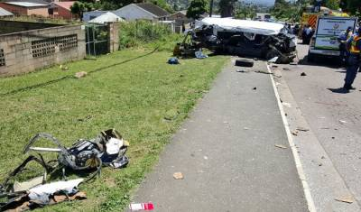 Memorial service to be held for 4 children killed in KZN crash