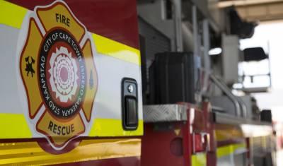 Fire season: Stilbaai blaze 'finally' under control