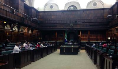 Parties to submit names for SABC interim board