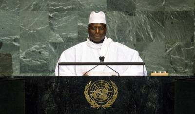 Gambia: Yahya Jammeh's next move unclear