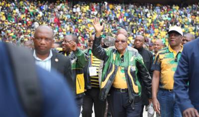 WC ANC distances itself from Zuma succession talks