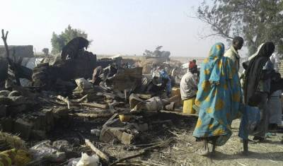 MSF: Nigerian air force kills 52 in strike on refugee camp